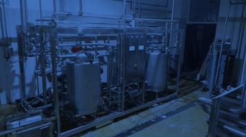 Запуск линии по производству масла